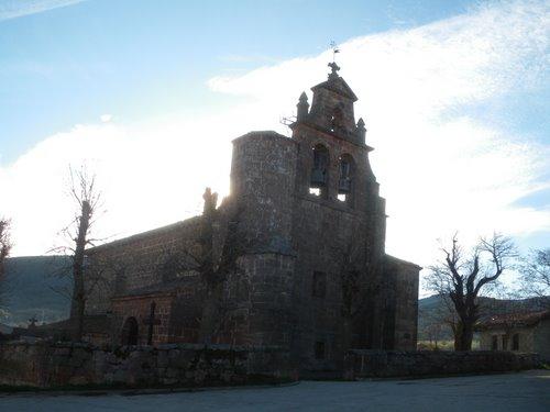 Iglesia de Urrez