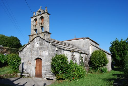 Iglesia  Cortegazas