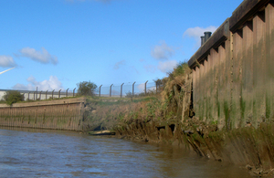 Hull flood defences will be upgraded