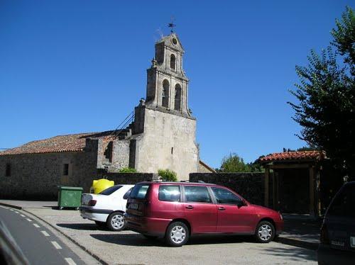 Iglesia de La Mata la Riba