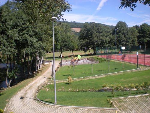 Area recreativa fluvial
