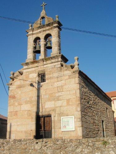 Igrexa de Santo Estevo de Lires
