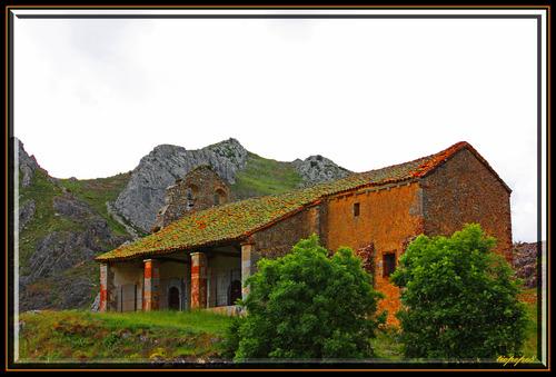 Capilla de Pruneda en Villafeliz