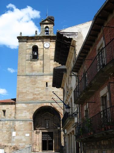 Iglesia de Nuestra Señora del Pino. Vinuesa