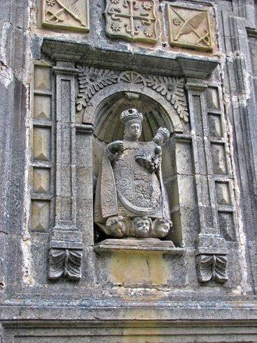 Monasterio Montesclaros. Cantabria.