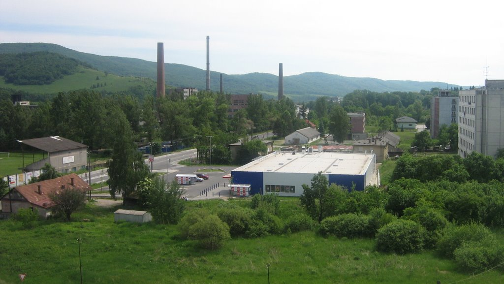 Tesco Hnúšťa 2009