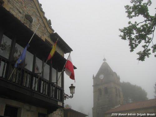 Ayuntamiento y Torre, San Pedro del Romeral
