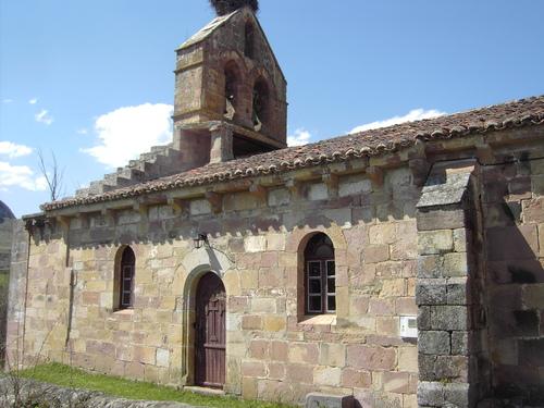 Iglesia de San pedro - Verbios (Palencia)