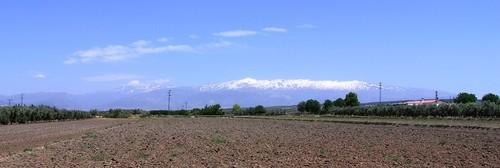 Peaks of Sierra Nevada, Granada