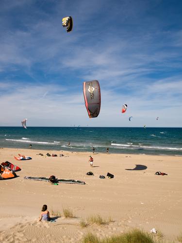 Kite Surf-Mareny de Sant Lorenç