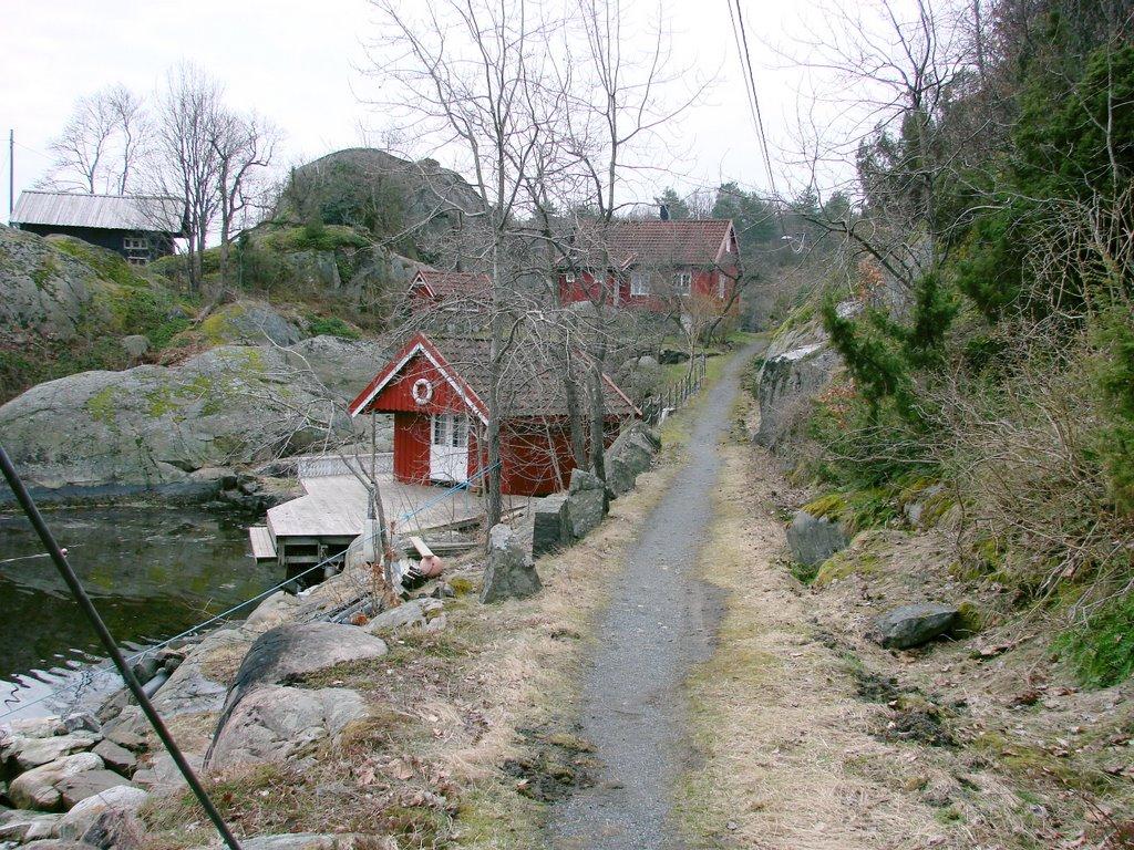 Borøya - ved storkilen