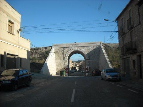 Pont del ferrocarril a Vinaixa
