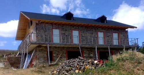 la casa de machado