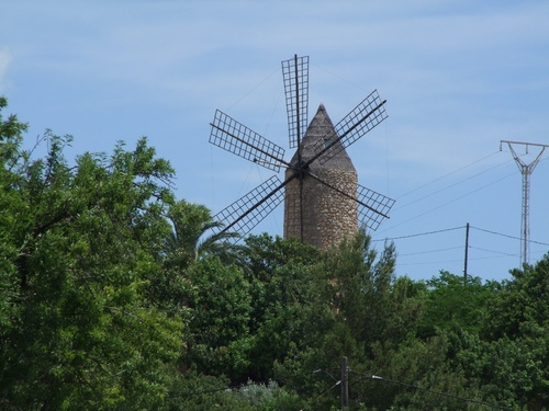 Windmühle in Campanet