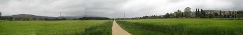 Panorama Prados de St antoni de Calonge [HD]
