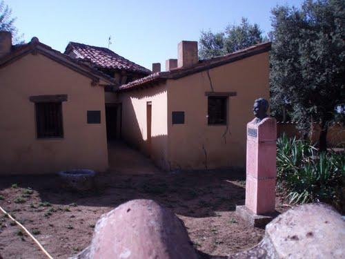 Casa del Padre del libertador San Martín,