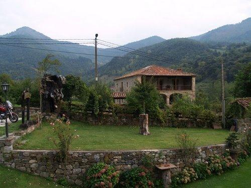 View from Hotel Posada San Pelayo