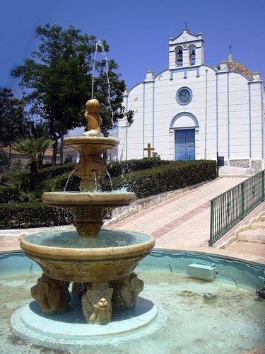 Iglesia de Perín