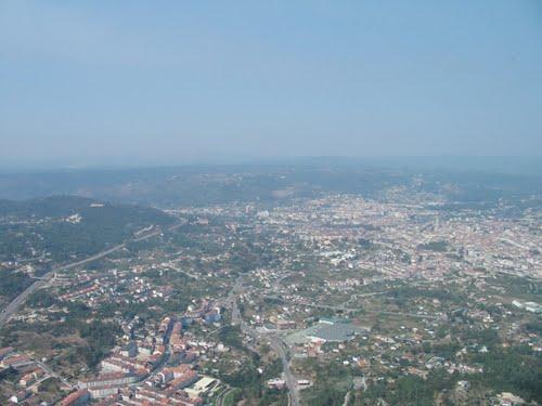 Vista aérea de Ourense4