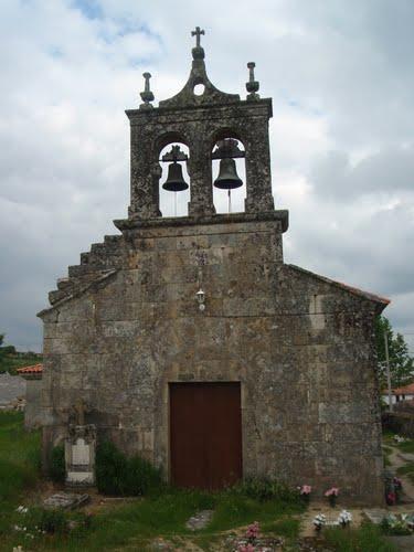 Igrexa de San Millao (Sta. María)