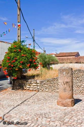 Miliarium romano (La Granja)