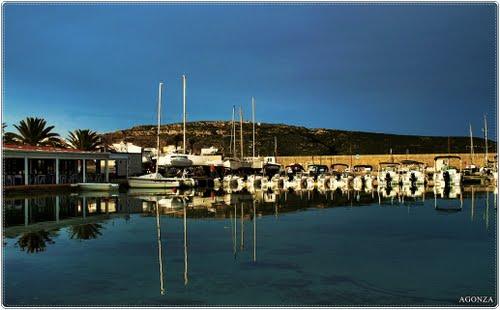 Paseando por Fornells, Menorca.