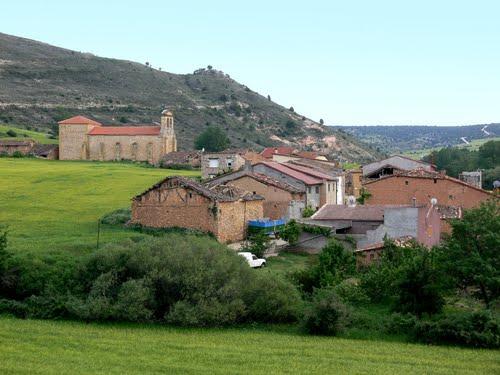 HOZ DE ABAJO (Montejo de Tiermes). Soria. 2010. 04. Panorámica. 7 habitantes (INE-2009).