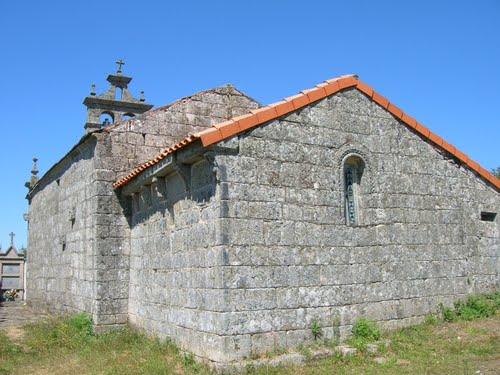 Iglesia de Santa María de Perrelos