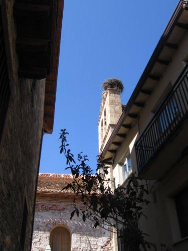 Iglesia de Montejo de le Sierra