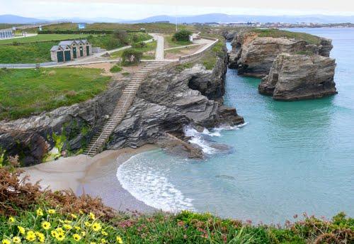 Playa de las Catedrales (Ribadeo) - I