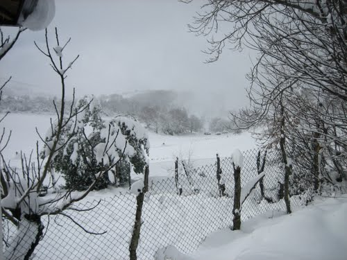 El Frio Invierno en Lama Redonda