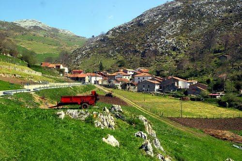 Oceño, Peñamellera Alta, Asturias, Spain