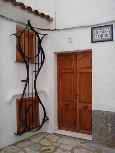 Grille, Grilles..., Jimera de Libar (MA)