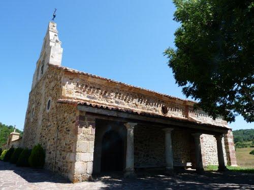 Iglesia de Verdeña.
