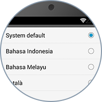 Change the display language in Firefox for Android without changing your phone's language settings.