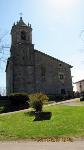Iglesia de Bedoña