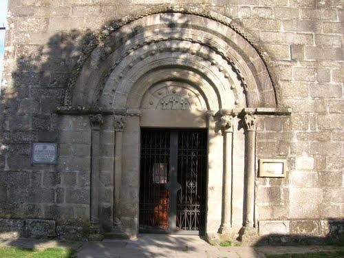 Iglesia de Santa Baia de Donas