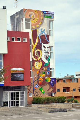 Biblioteca publica municipal-San Isidro