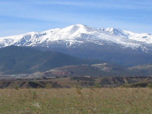 La cara Norte de Sierra Nevada