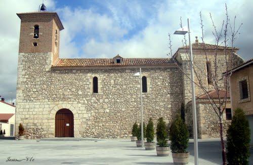 Sardón de Duero - Iglesia S. Juan Bautista