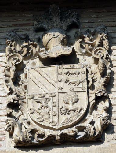 Mendiola escudo de una casa solar.