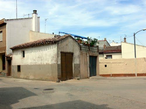 EL VILLAR DE ARNEDO (Ribera Baja-La Rioja). 2009. 03. Arquitectura rural.
