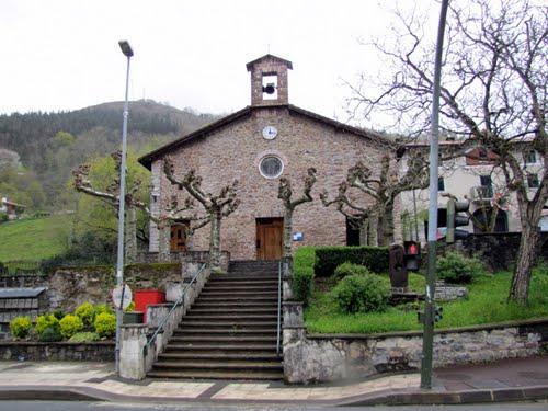 Iglesia de Ereñozu