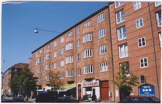 Borups alle-Frederiksberg-Danmark