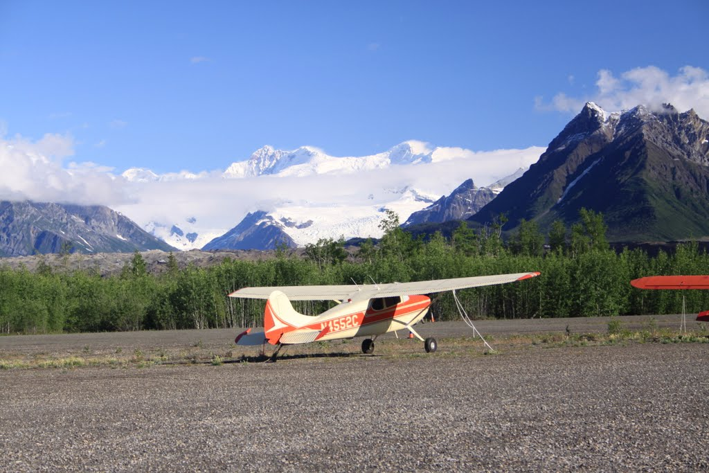 McCarthy Airstrip , Alaska