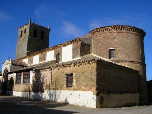 Iglesia en Villacidaler, Palencia