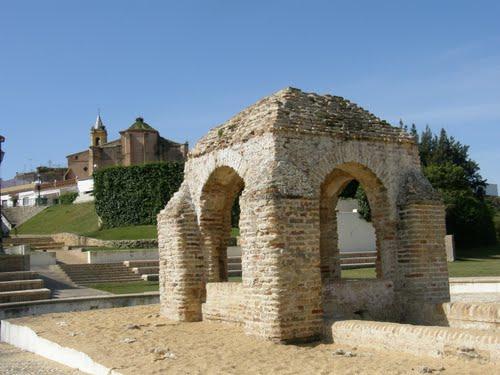 La Fontanilla. Palos de la Fontera. Huelva.