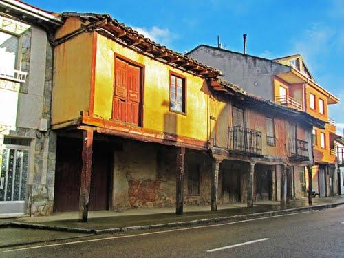 Castrocontrigo, León.