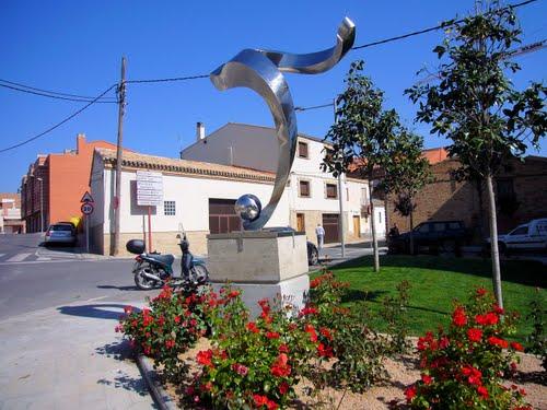 Monument a ¿? a 19 de maig 2010 plaça Catalunya