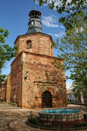 Iglesia de Alcubillas